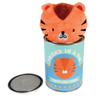 Terry The Tiger Friend In A Tin