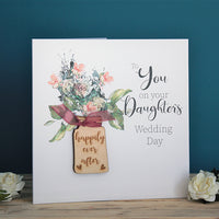 To You On Your Daughter's Wedding Day