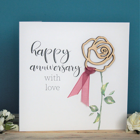 Happy Anniversary With Love