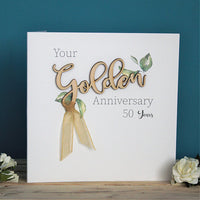 Your Golden Anniversary 50 Years