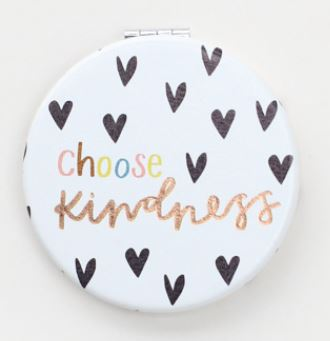 Choose Kindness Pocket Mirror