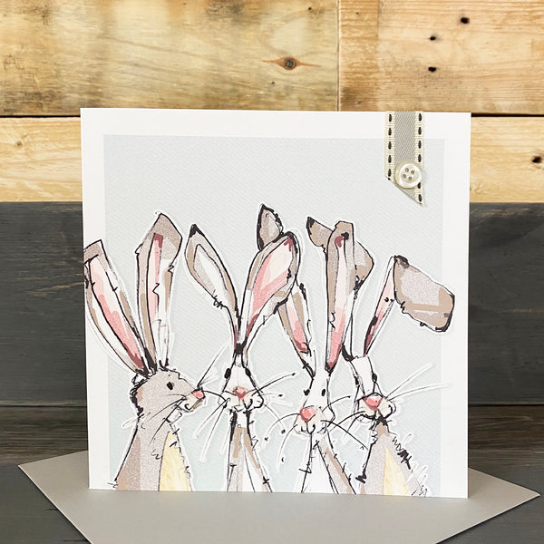 Blank Hares - You Choose The Occasion!