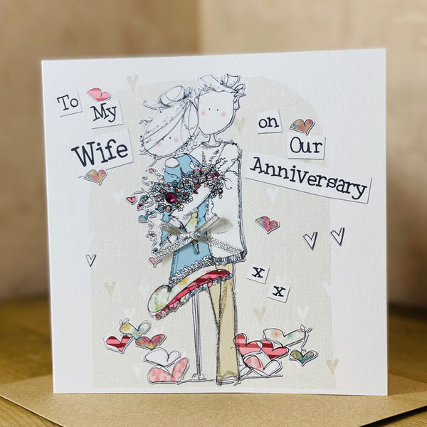 To My Wife on Our Anniversary