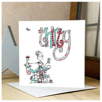30th Personalised Birthday Card