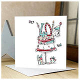 40th Personalised Birthday Card