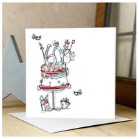 Personalised 60th Birthday Card