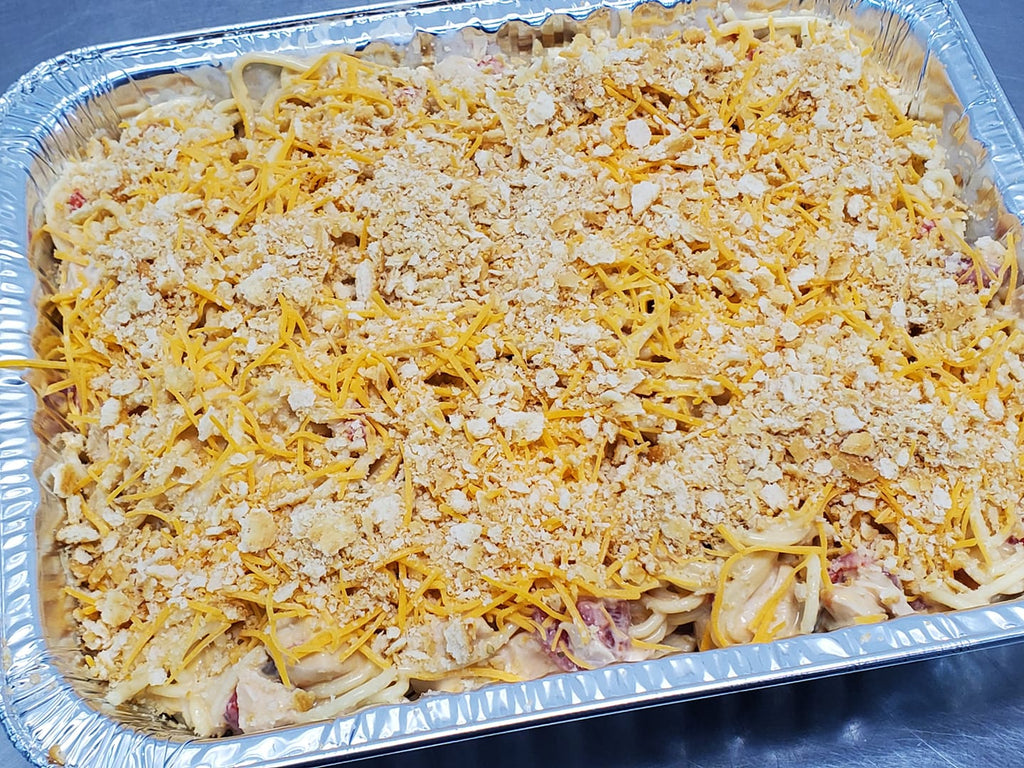 Chicken Spaghetti - Large