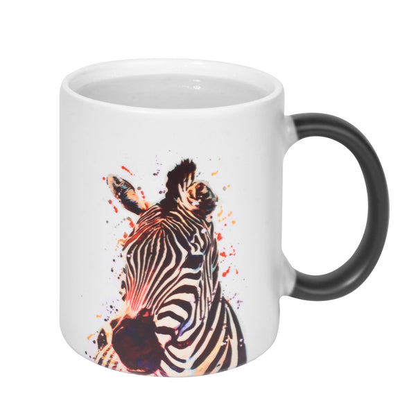 Zebra Changing Mug