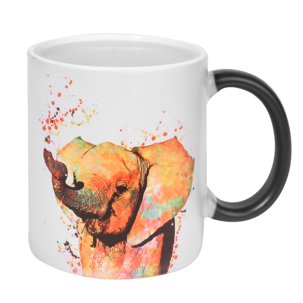 Elephant Changing Mug