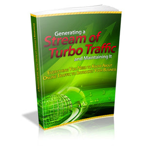 Generating A Stream Of Turbo Traffic