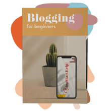 Load image into Gallery viewer, Blogging For Beginners Ebook