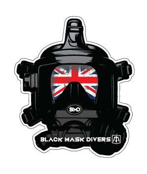 Union Jack FFM Sticker