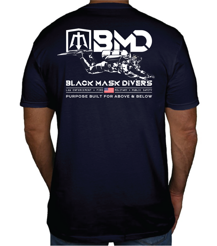 Searcher T-shirt Navy