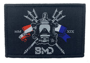 BMD Trident Patch