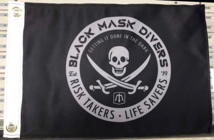 BMD Jolly Roger Flag