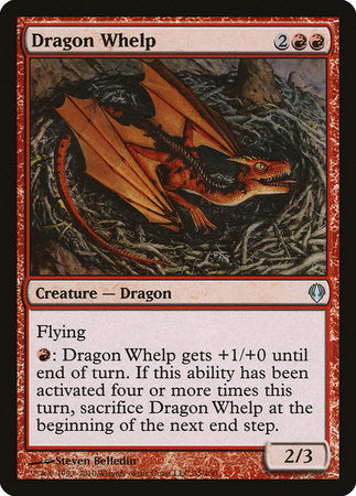 Dragon Whelp [Archenemy] | Isle of Games