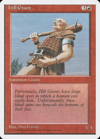 Hill Giant [Fourth Edition] | Isle of Games