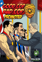Good Cop Bad Cop Promoted | Isle of Games