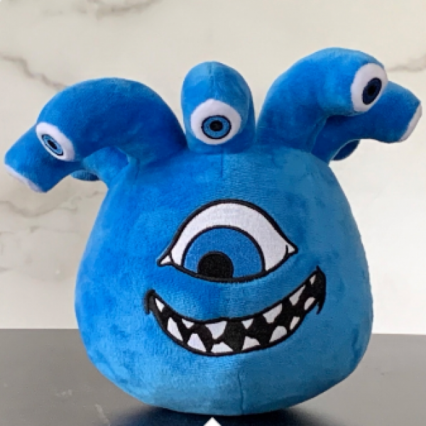 Plush RPG Squeeze: Ernie the Eyegor | Isle of Games