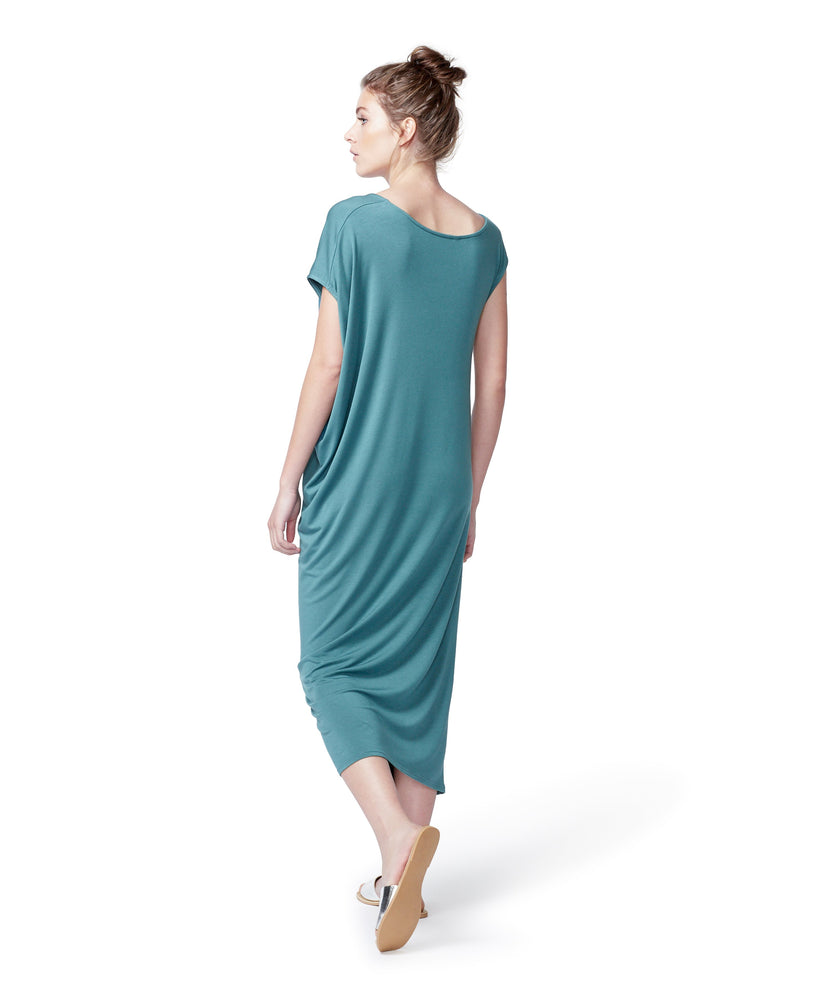 Shayna Dress Tahitian Teal