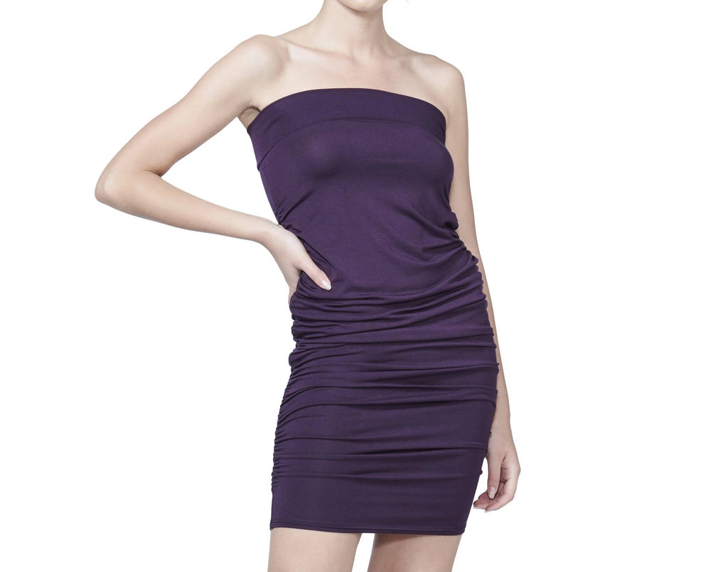 Jasmine Skirt | Dress grape