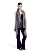 Convertible Sleeveless Cardigan