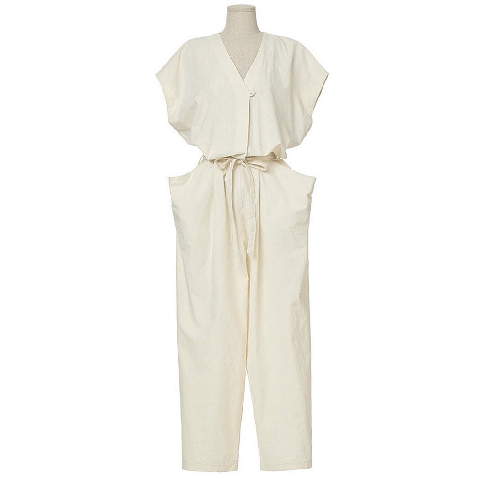 SS Cargo Romper Suit with Belt