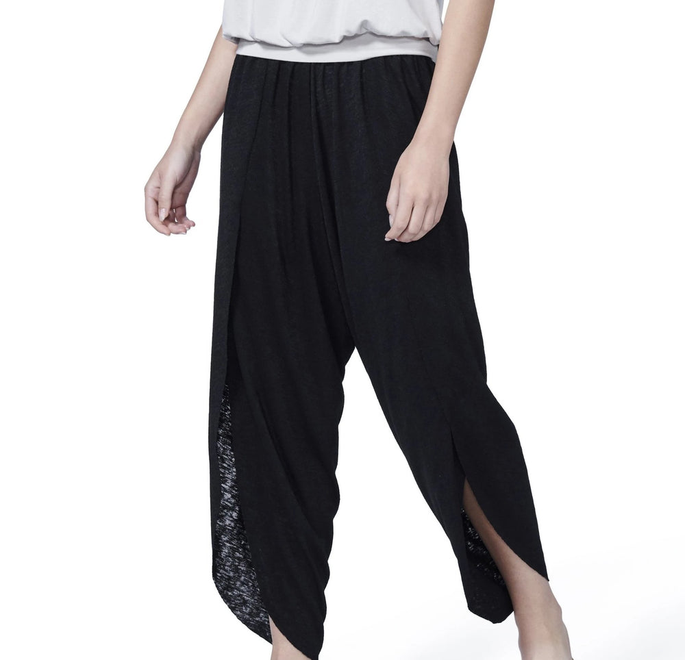 Genie Pant Poly Ray black