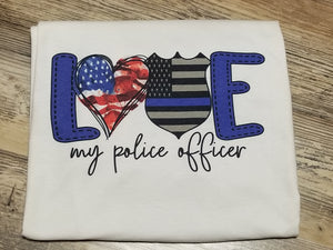 Love My Police Officer!