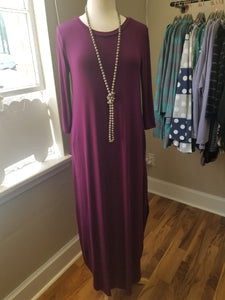 Deep Purple Maxi