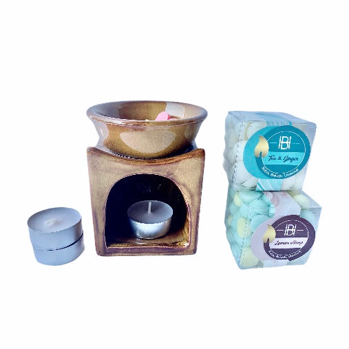 HB Relaxation Candle Box - Havanah's Bliss