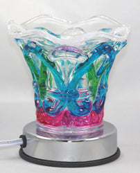 Multi Color Tulip Electric Warmer - Havanah's Bliss