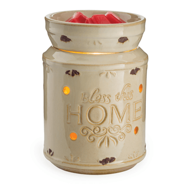 Bless This Home Melt Warmer - Havanah's Bliss