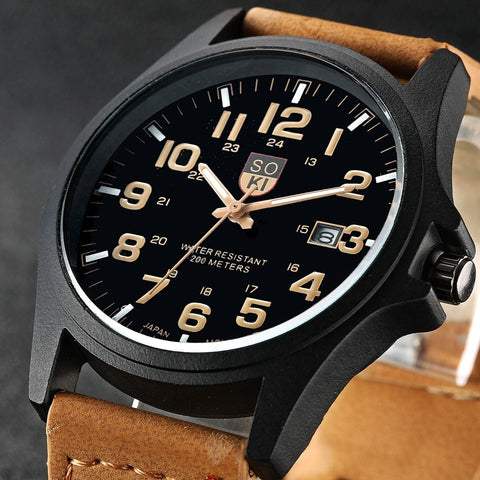 Brand Sport Military Watches