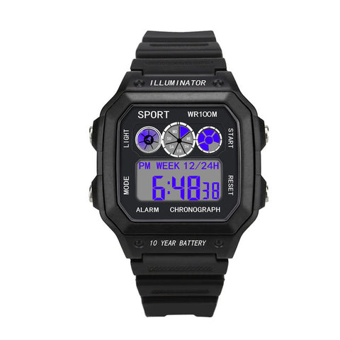 Fashion Military Sport Wristwatch