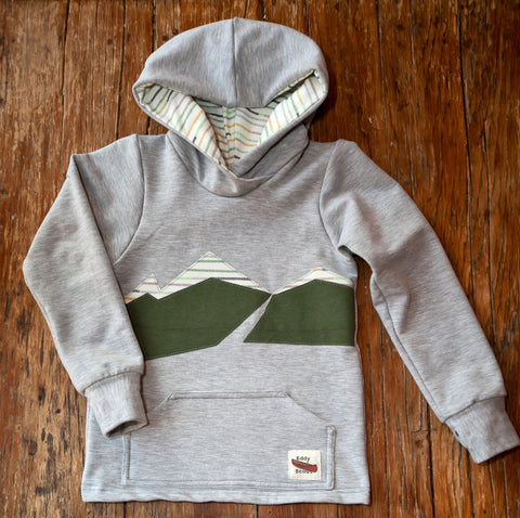 Mountain Adventure Hoodie