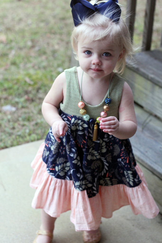 1f91596f17e Arianna Twirly dress in Floral and Firefly Sundress – Eddy and Scout