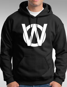 Outside World Logo Hoodie