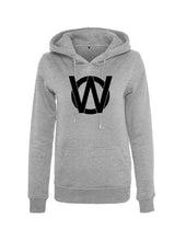 Laden Sie das Bild in den Galerie-Viewer, Ladies Outside World Logo Hoodie