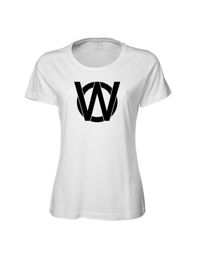 Ladies Outside World Logo Shirt