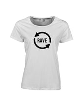 Laden Sie das Bild in den Galerie-Viewer, Ladies Rave Shirt