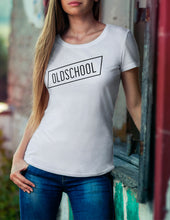 Laden Sie das Bild in den Galerie-Viewer, Ladies Oldschool Shirt
