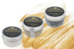 Posh Textured Pastes - Poshchalk.co.uk