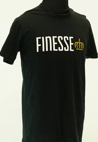 O.G. Finesse King T-Shirt (Black) 2015 Vintage