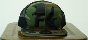 New Era FK Camo Snapback