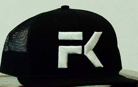 New Era FK Snapback (Black)