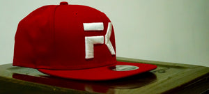 New Era FK Snapback (Rojo)