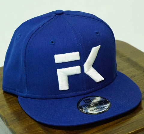 New Era FK Snapback (Azul)
