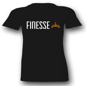 O.G. Finesse Queens T-Shirt (Black) 2015 Vintage