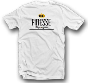 O.G. Finesse King T (Blanco)